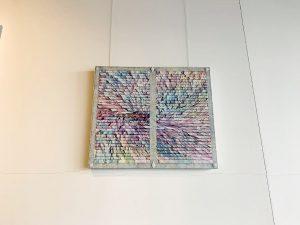 泊まれる美術館 Kinco. Art Wall 2021 春